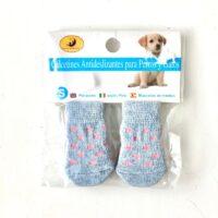Calcetines antideslizantes para perros